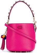 Dolce & Gabbana bucket shoulder bag - women - Leather - One Size