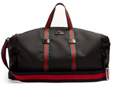 Gucci Technical-canvas Holdall