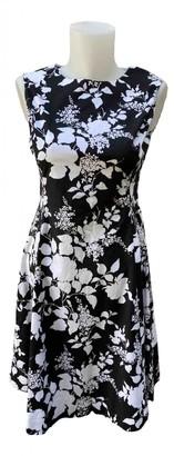Oscar de la Renta Black Cotton - elasthane Dress for Women