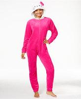 Hello Kitty Super Plush Hooded Jumpsuit