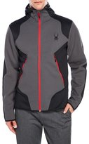 Spyder Sanction Lightweight Stryke Hooded Jacket