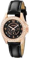 XOXO Women's XO3405 Analog Display Analog Quartz Watch