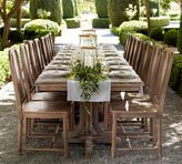 Pottery Barn Linden Fixed Table