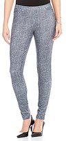 MICHAEL Michael Kors Stingray Print Stretch Twill Knit Leggings