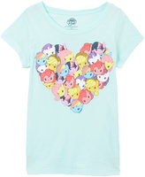 Jerry Leigh Frost Mint My Little Pony Heart Tee