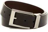 Robert Graham Leather Posner Belt
