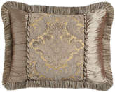 Dian Austin Couture Home Standard Winter Twilight Sham with Fringe
