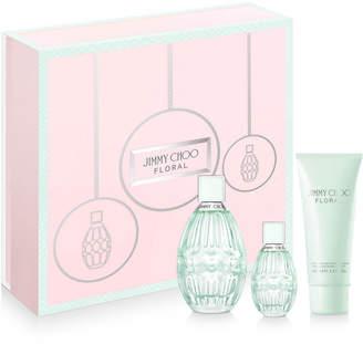 Jimmy Choo 3-Pc. Floral Eau de Toilette Gift Set