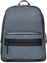 Maison Margiela Blue Nylon Backpack