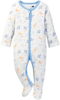 Vitamins Baby Airplane Footie (Baby Boys)