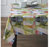 "Crate & Barrel Ceres 54""x90"" Tablecloth"