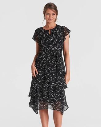 Stella Night Pebble Dress