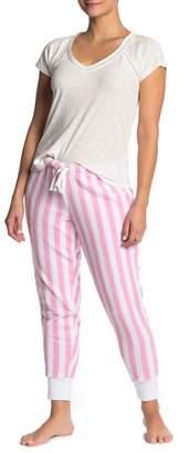 Couture PJ Striped Plush Pajama Pants