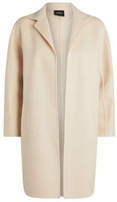 Akris Double-Faced Wool Coat