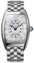 Franck Muller Ladies Curvex Stainless Steel Watch