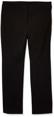 Ruby Rd. Women's Super Stretch Solar Millennium Tech Trouser Style Bootcut Pant