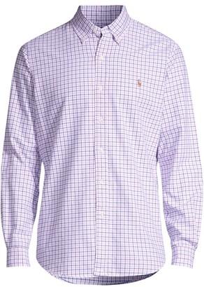 Polo Ralph Lauren Classic Fit Tattersall Shirt