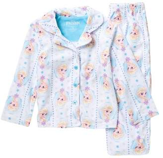 AME Elsa Frozen 2-Piece Pajama Set (Little Girls & Big Girls)