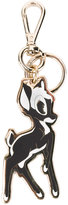 Givenchy Bambi keyring - women - Brass - One Size