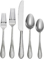 Oneida Tibet 45-pc. Hammered Flatware Set
