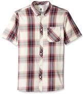 Element Men's Cedar Light Weight Flex Short Sleeve Woven Shirt