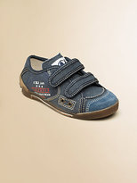 Naturino Kid's Patchwork Canvas Sneakers