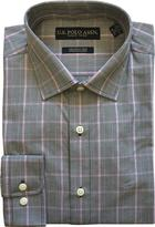 U.S. Polo Assn. Men's Wrinkle-Resistant Check Dress Shirt