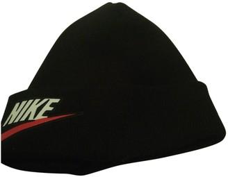 Nike X Supreme Black Cotton Hats & pull on hats