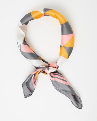 Morgan & Taylor Women's Multi Scarves - Rachel Scarf - Size One Size at The Iconic