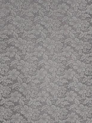 Oddies Textiles Sparkle Lace Fabric