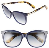 Kate Spade Women's Julieanna 54Mm Sunglasses - Black/ Gold