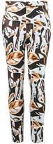 Andrea Marques - skinny trousers - women - Cotton - 36