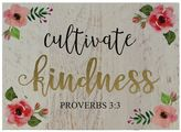 "Belle Maison ""Cultivate Kindness"" Wall Art"