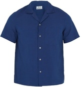 Acne Studios Ody Patch-pocket Chambray Shirt