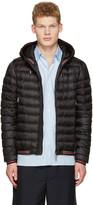 Moncler Black Down Eliot Jacket