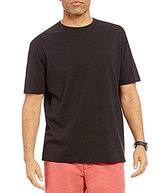 Daniel Cremieux Big & Tall Solid Crewneck Short-Sleeve Tee