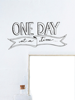 One Day Wall Art