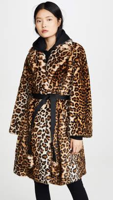 Marc Jacobs The Faux Fur Coat