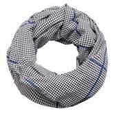 Violeta BY MANGO Houndstooth scarf