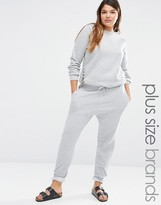 Missguided Plus Track Pants
