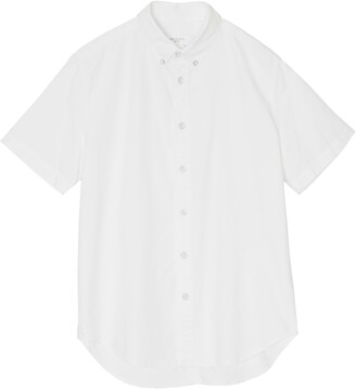 Rag & Bone Tomlin Oxford Slim Button Front Shirt