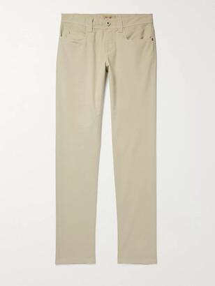 Loro Piana Slim-Fit Stretch-Cotton Trousers