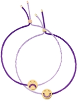 Ruifier Friends Turn Me Over Bracelet - Lilac