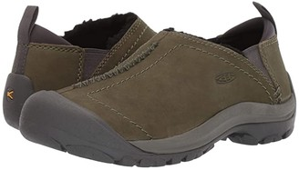 Keen Kaci Winter (Oliveine/Steel Grey) Women's Shoes