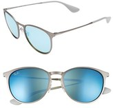 Ray-Ban Women's 54Mm Sunglasses - Blue/ Grey