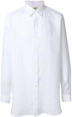 Kent & Curwen Classic Long-Sleeve Shirt