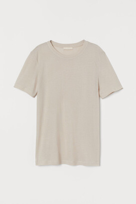 H&M Lyocell T-shirt