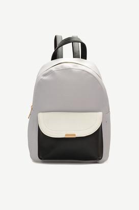 Ardene Color Block Backpack