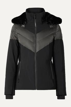 Fusalp Anne Hooded Ski Jacket
