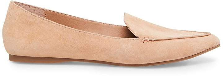 b1f4c6407a7 Stevemadden FEATHER CAMEL SUEDE